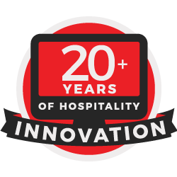 20+ Years in the Hospitality Industry
